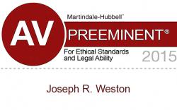 Martinadle Hubbell AV Preeminentrating logo for Joseph Weston