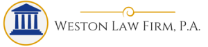 retina large sticky header logo Weston Law Firm