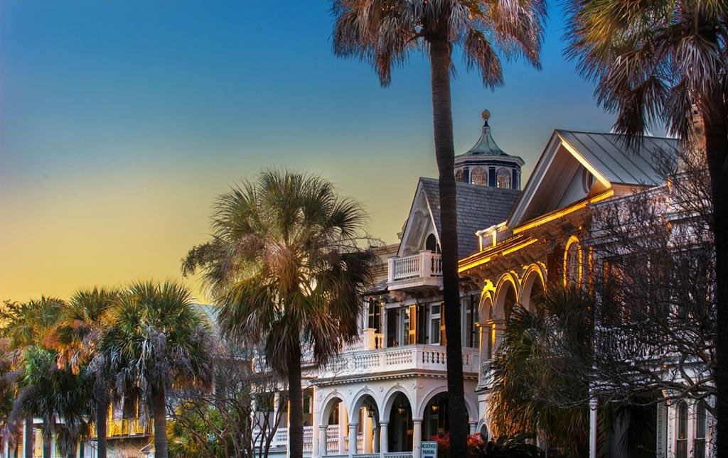Daumenschienen Charleston sc