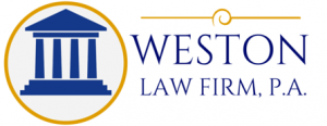 Weston Law Firm default logo retina 446x172