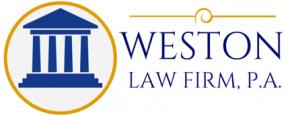 Weston Law Firm default logo retina 446x172